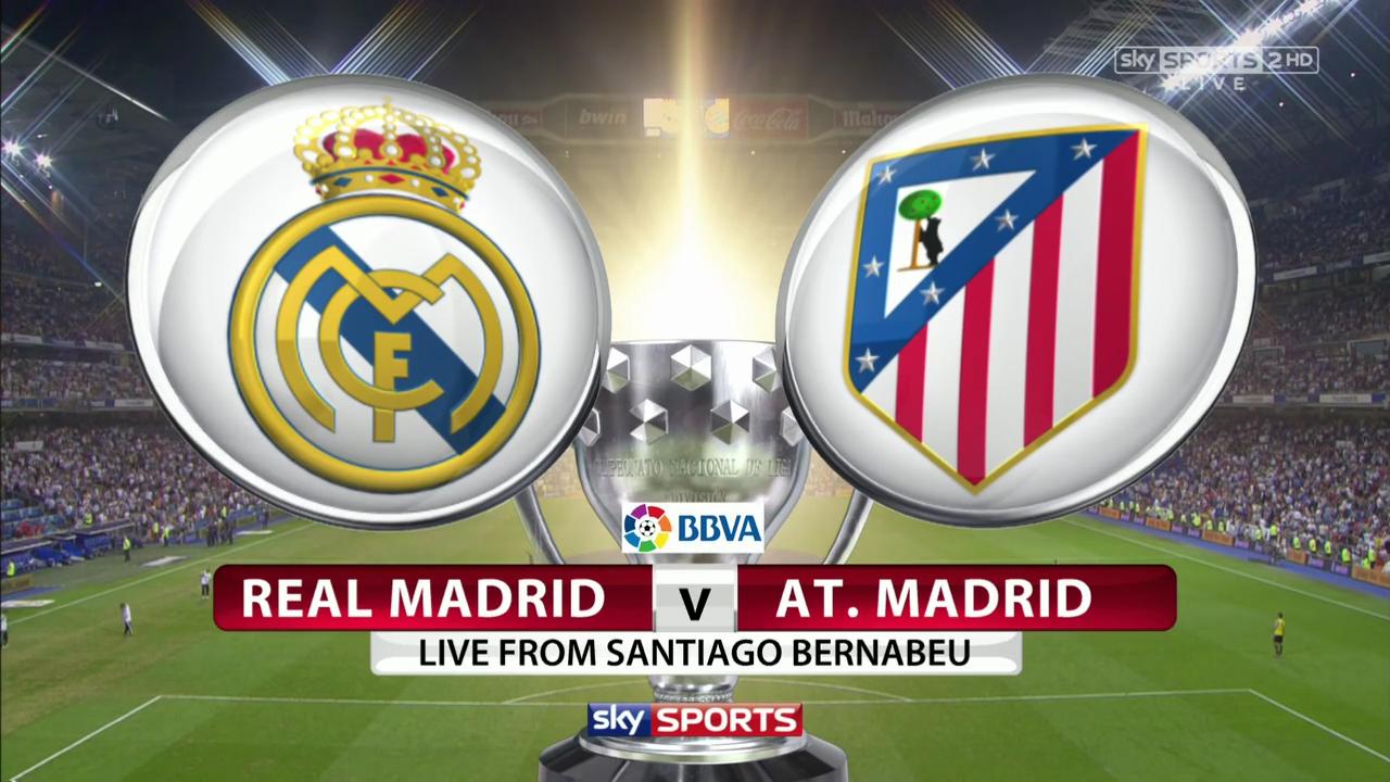 Prediksi Real Madrid vs Atletico Madrid 8 April 20173
