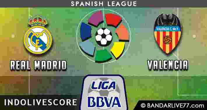 Prediksi Real Madrid vs Valencia