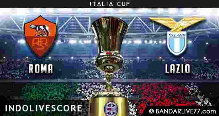 Prediksi Roma vs Lazio