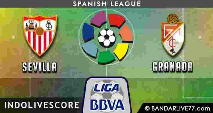 Prediksi Sevilla vs Granada