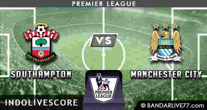Prediksi Southampton vs Manchester City