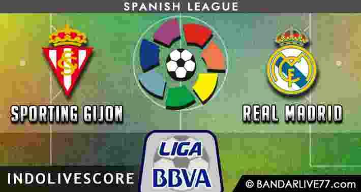 Prediksi Sporting Gijon vs Real Madrid