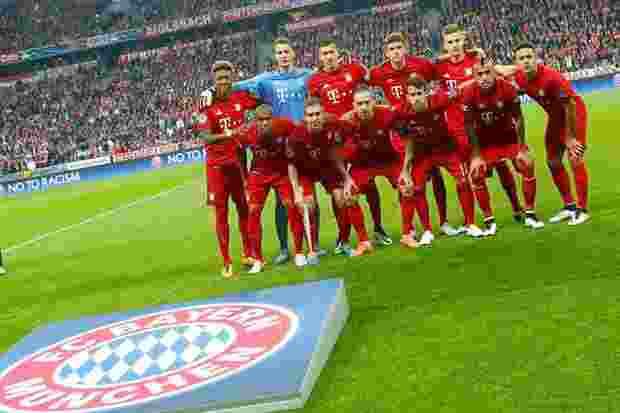Selangkah Lagi, Bayern Muenchen Raih Gelar Juara Bundesliga