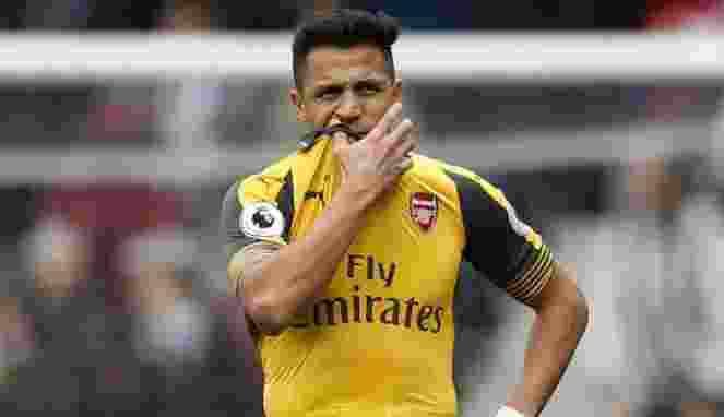 Ternyata Diam-diam Mourinho Rayu Alexis Sanchez ke MU