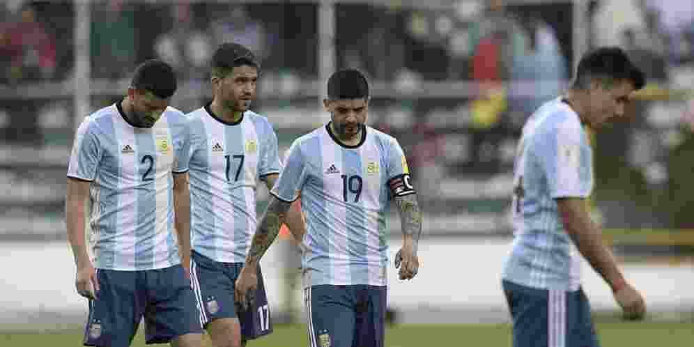 timnas argentina terancam tidak lolos ke piala dunia 2018