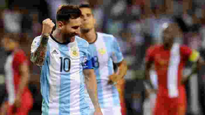 Timnas Indonesia Akan Hadapi Lionel Messi cs di Bulan Juni