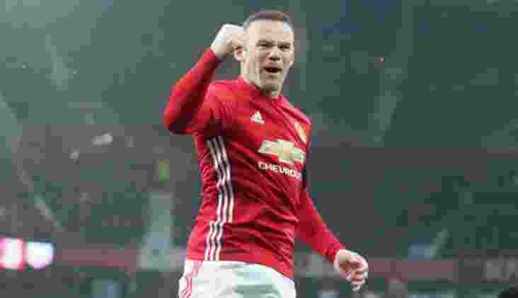 Zlatan Ibrahimovic Cedera, Wayne Rooney Jadi Harapan Terakhir MU