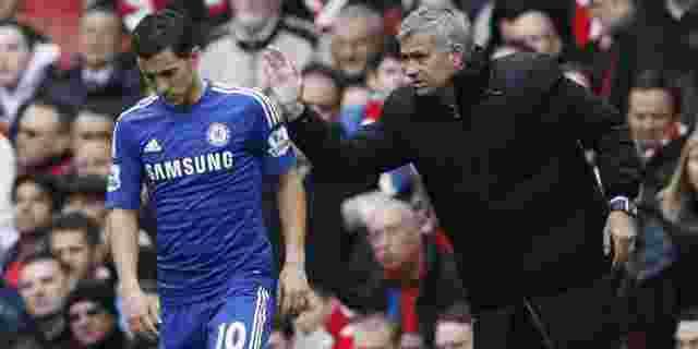 hazard-dan-mourinho-tidak-ada-masalah