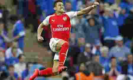 Alexis Sanchez Minta Arsenal Aktif di Bursa Transfer Pemain