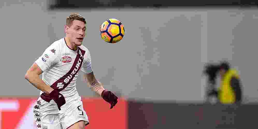Andrea Belotti Jadi Buruan Utama AC Milan