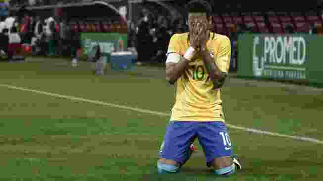 Brasil vs Argentina 9 Juni