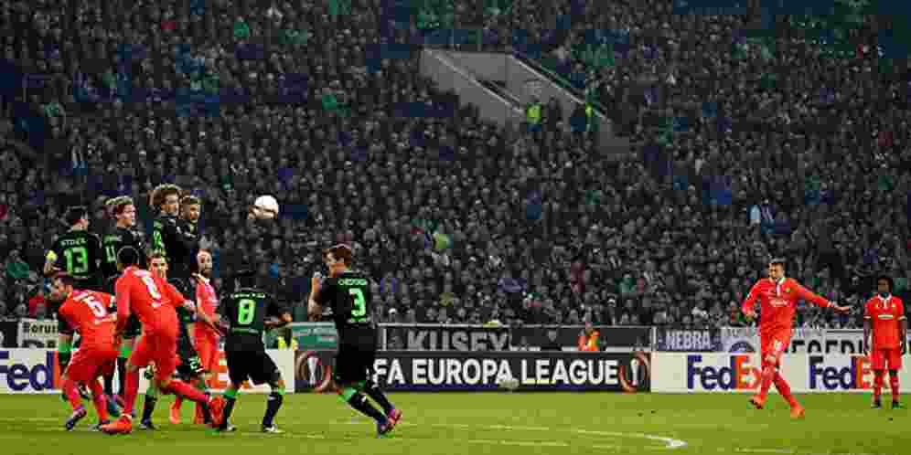 Daftar Gol Terbaik Liga Europa 2016-2017 Versi UEFA