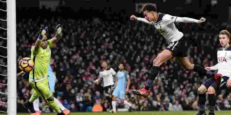Dele Alli Tertarik Pindah ke Real Madrid
