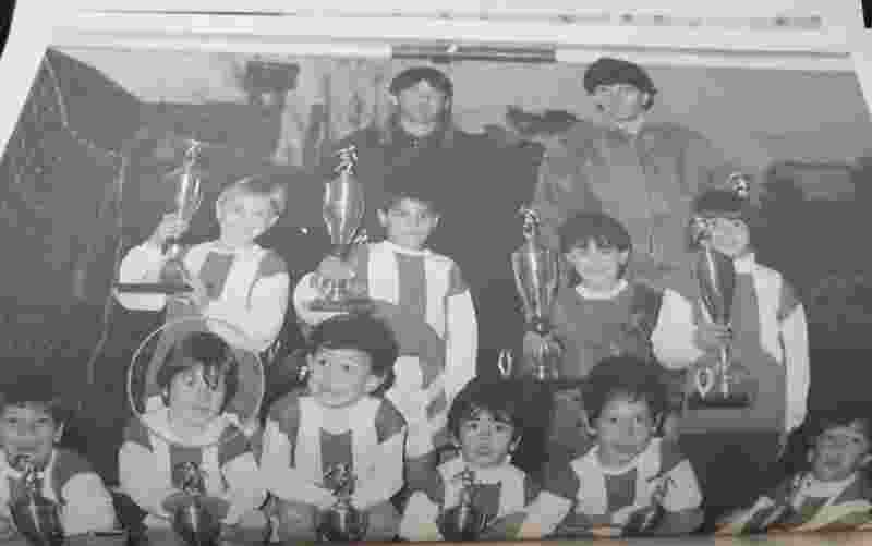 Ini Cerita Sejarah Awal Mula Lionel Messi Mengenal Sepak Bola