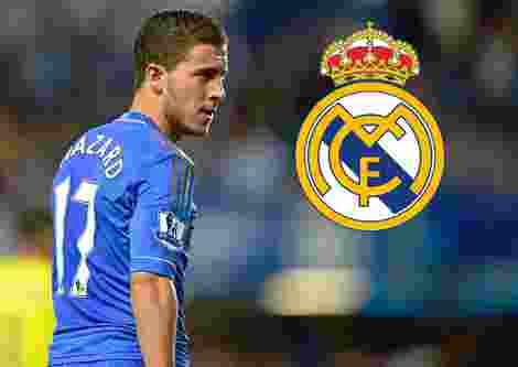 Ini yang Akan Dilakukan Chelsea Agar Hazard Tidak Pindah ke Real Madrid