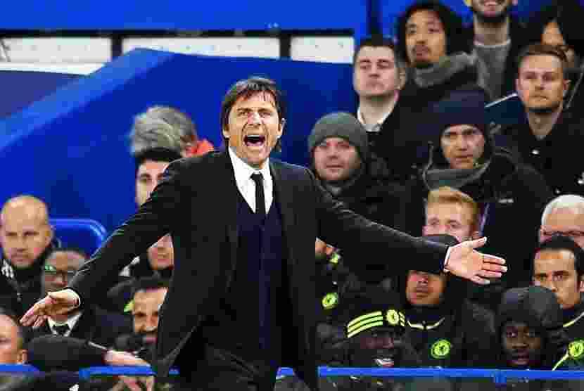 Inter Milan Terus-Terusan Kejar Antonio Conte