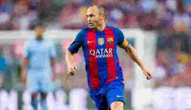 Juventus Diam-Diam Rayu Kapten Barcelona