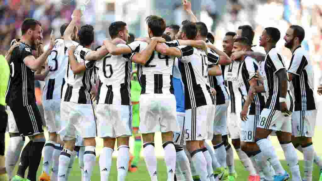 Juventus Resmi Juara Liga Serie A Italia Untuk ke-63