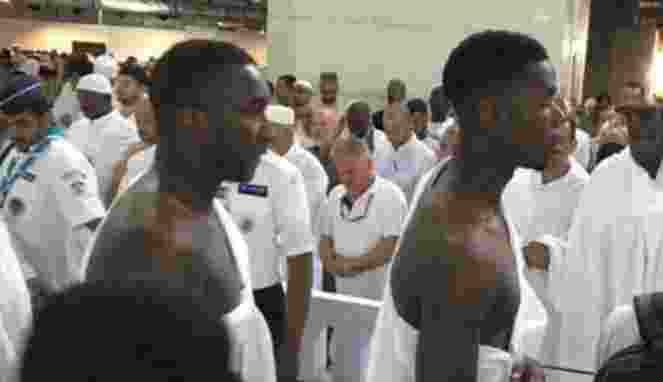 Libur Bermain Bola, Paul Pogba Lebih Memilih Umrah di Mekah