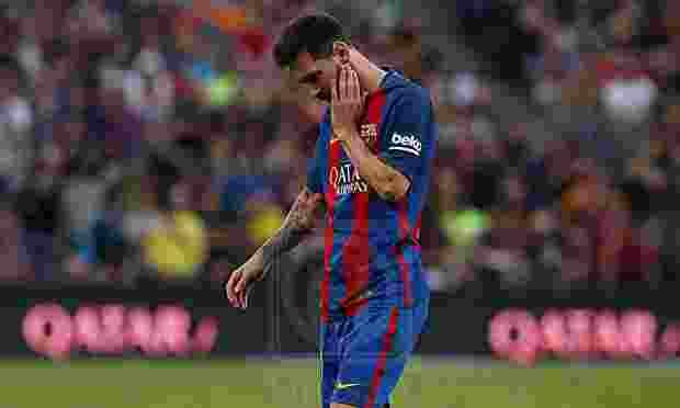 Lionel Messi Dihukum 21 Bulan Penjara