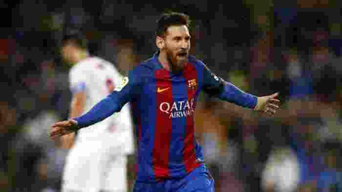 Messi Minta Dibelikan Pemain Ini, Fans Barca dan Madrid Malah Ribut