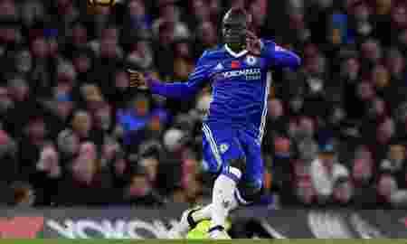 N'Golo Kante Incar Juara Premier League, Piala FA, Piala Liga dan Liga Champions