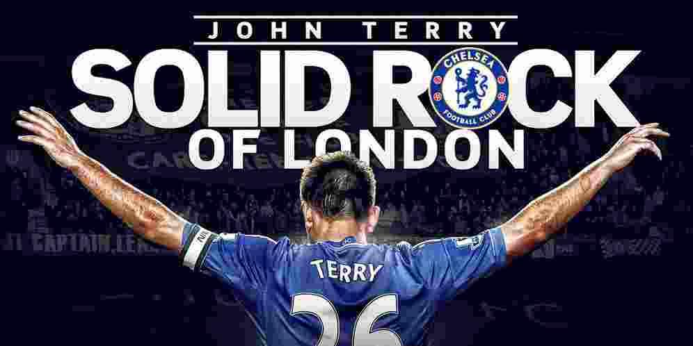 Nama John Terry Layak Diabadikan di Stadion Stamford Bridge Chelsea