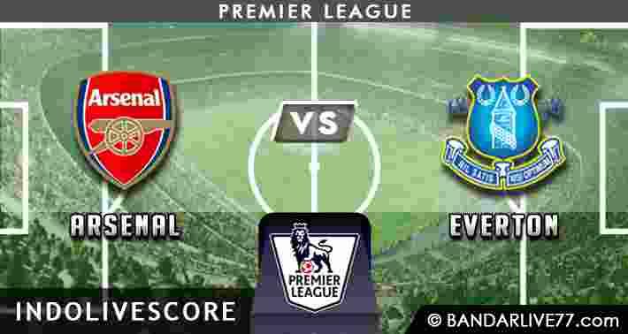 Prediksi Arsenal vs Everton