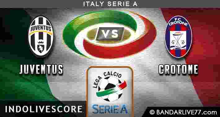 Prediksi Juventus vs Crotone