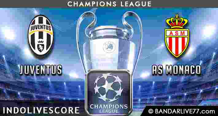 Prediksi Juventus vs Monaco