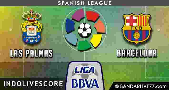 Prediksi Las Palmas vs Barcelona