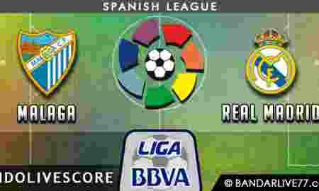 Prediksi Malaga vs Real Madrid