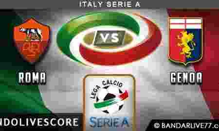 Prediksi Roma vs Genoa