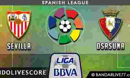 Prediksi Sevilla vs Osasuna