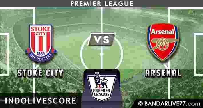 Prediksi Stoke City vs Arsenal