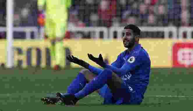Riyad Mahrez Akan Berlabuh ke Anfield Markas Liverpool