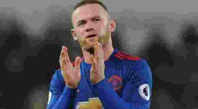 Stoke City Siap Bayar Wayne Rooney Rp 675 Miliar