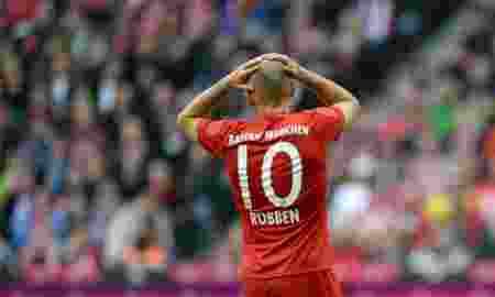 Arjen Robben Pastikan Pensiun Tahun Depan di Munchen