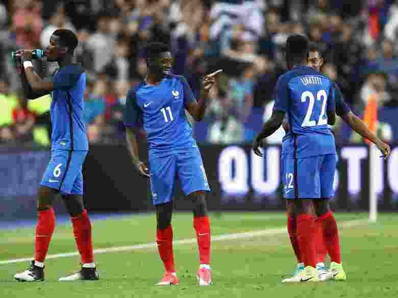 Bintang-Bintang Muda Perancis Siap Kuasai Dunia Sepak Bola