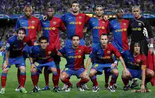 Deretan Dream Team yang Pernah Ada di Sepanjang Sejarah Sepak Bola1
