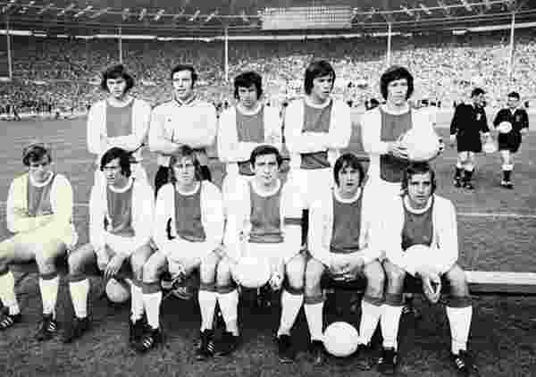 Deretan Dream Team yang Pernah Ada di Sepanjang Sejarah Sepak Bola5