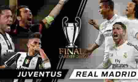 Final Liga Champions Juventus vs Real Madrid1