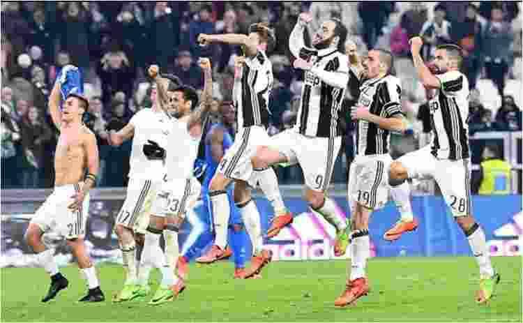 Ini Dream Team Skuat Juventus Musim 2017-2018