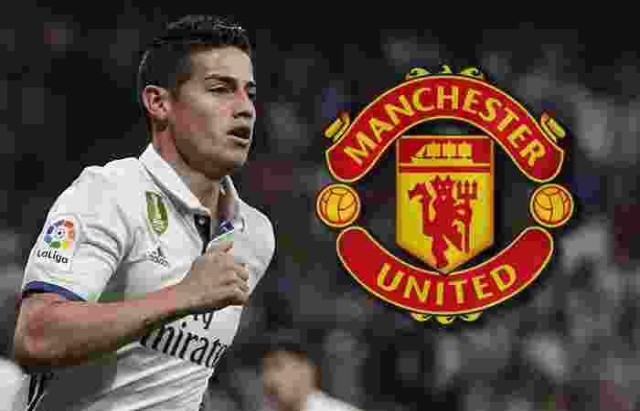 James Rodriguez Hanya Menunggu Waktu Gabung Manchester United
