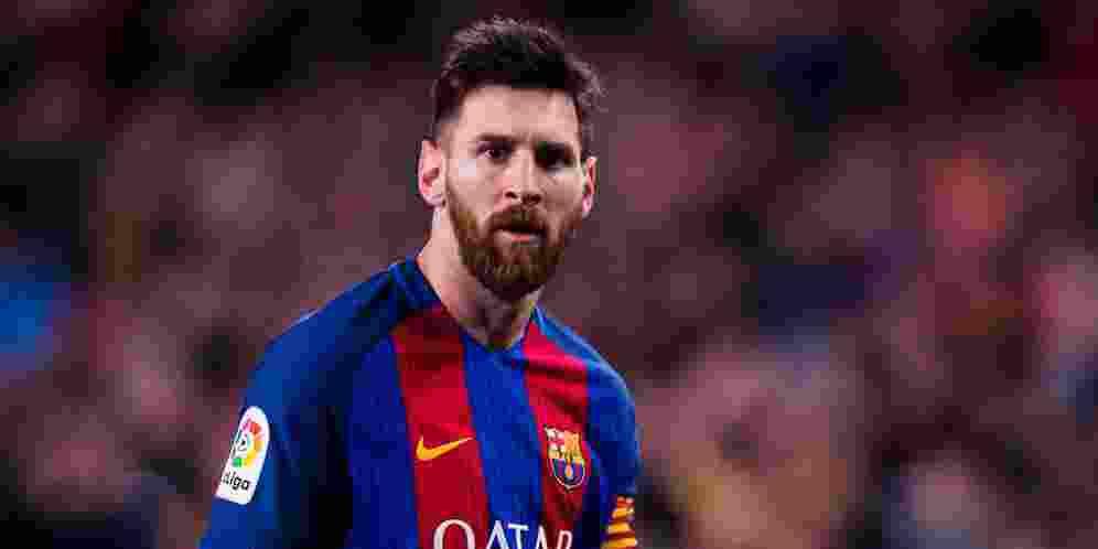 Lionel Messi Dikabarkan Tertarik Gabung Man City