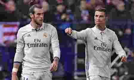Manchester Lebih Minati Gareth Bale Daripada Cristiano Ronaldo