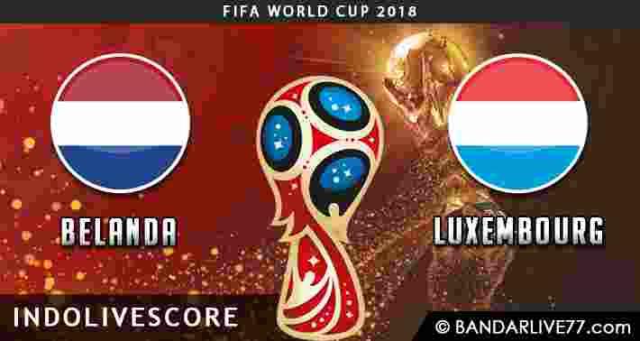 Prediksi Belanda vs Luxembourg