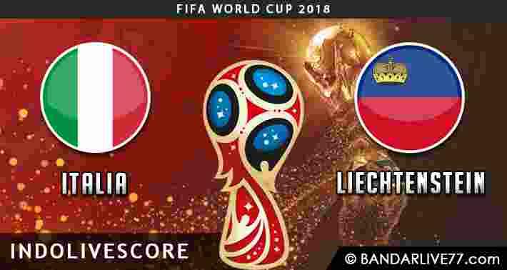 Prediksi Italia vs Liechtenstein