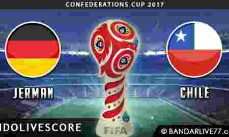 Prediksi Jerman vs Chile