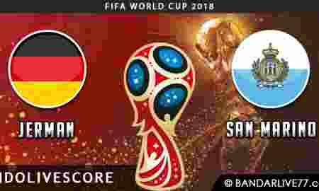 Prediksi Jerman vs San Marino